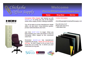 Chickasha Office Supply