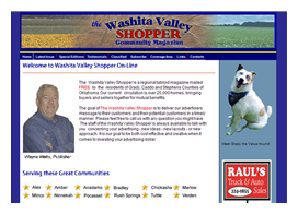 Washita Valley Shopper
